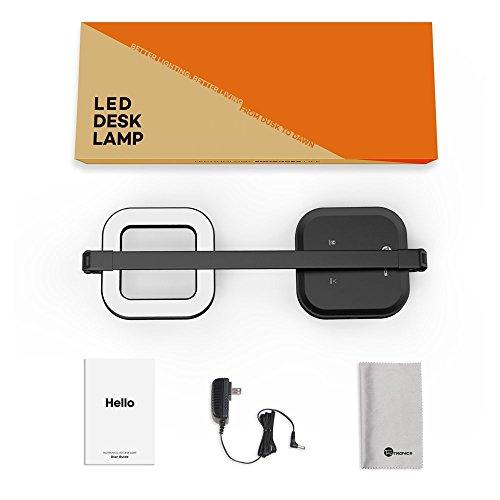 Led Desk Lamp With Usb Charging Port Taotronics Eye