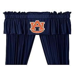 Auburn Tigers Locker Room Team Color Valance