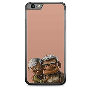 Loud Universe Movie Up Character iPhone 6 Plus Case UP iPhone 6 Plus Cover with Transparent Edges
