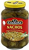 La Costena Pickled Jalapeno Nacho Slices - 15.5 oz Glass Jar