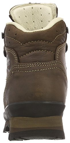 2 Shoes Dunkelbraun High 46 Nougat Hiking Women's Lady XL Brown Rise Meindl MFS Borneo zqBSwtxg