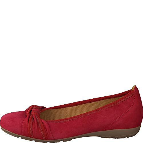 Rouge Femme Ballerines Ballerines Rouge Pour Femme Gabor Pour Gabor Gabor Ballerines TAqOvxvZ