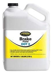 Brake Fluid 1 Gal Dot 3