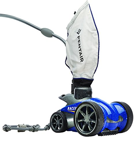 (Pentair 360228 Kreepy Krauly Racer Pressure-Side Inground Pool Cleaner)