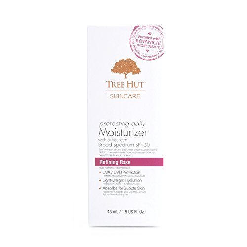 Tree Hut Skincare Protecting Daily Moisturizer with Sunscree