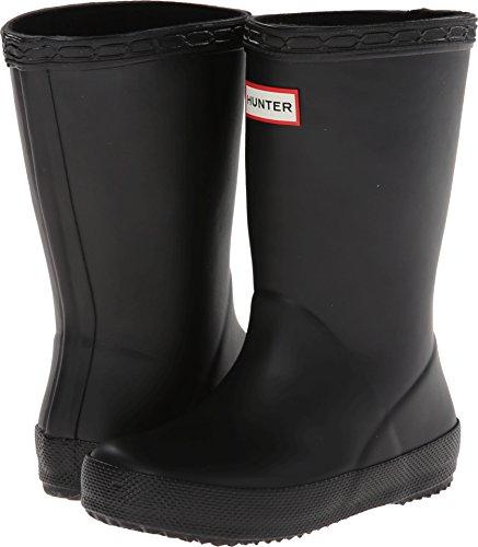 Toddler Black Hunter Boots (Hunter First (Toddler/Little Kid), Black, 6)