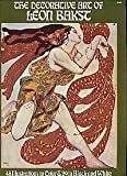 img - for The Decorative Art of Leon Bakst (English and French Edition) book / textbook / text book