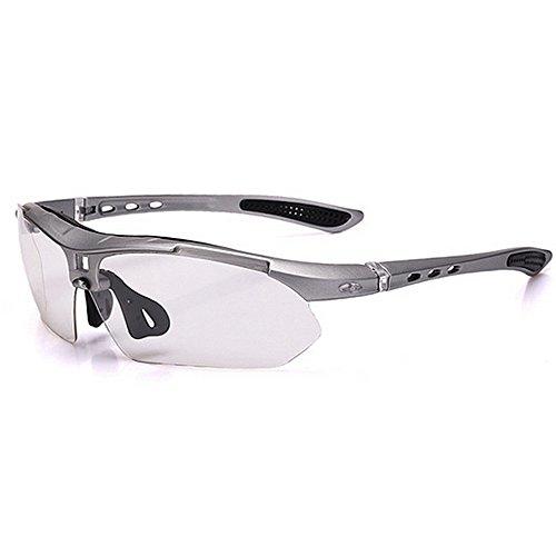 Red Montaña A Prueba La Bicicleta Plata Sol Viento Gafas Montar Correr De Deportes para Gafas Color de Gafas LBY De De De De Pesca Hombre Sol Los 4fSzw8Y
