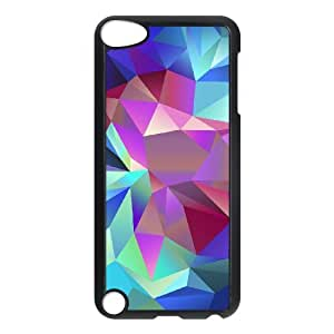 New Style Colorful Pattern Image Phone Case For iPod Touch 5