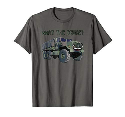 What the Deuce t-shirt -