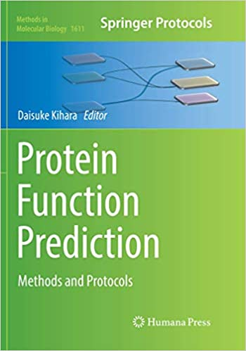 Protein Function Prediction: Methods and Protocols: 1611 ...