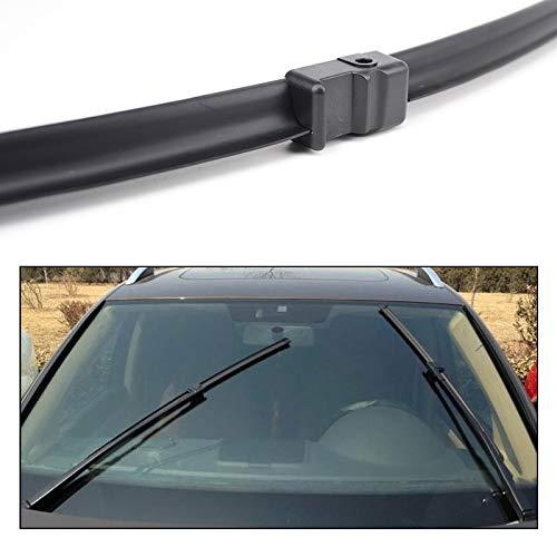 Juego de 2 escobillas limpiaparabrisas delanteras para Sharan Touran Galaxy Seat Alhambra Xukey 77,1 cm+77,1cm