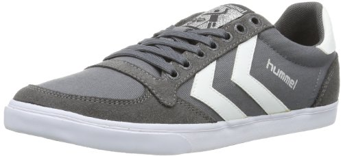 Fashion Hummel 'Slimmer Unisex Low' Hummel Gray Sneakers Stadil qHqBdOx