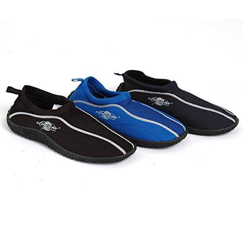 Stingray UV Wasserschuhe Watershoes - Escarpines negro (black)