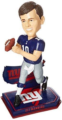 New York Giants Manning E. #10 Nation Bobble