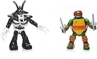 Mattel Mega Bloks dpf64 – Teenage Mutant Ninja Turtles Modelos Ataque Action
