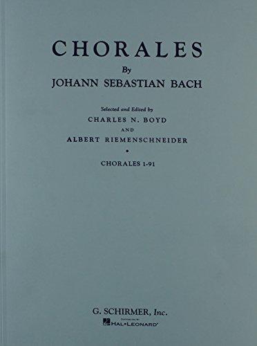 Chorales: Chorales 1-91