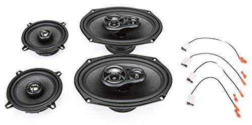 1994-2003 Pontiac Grand Prix Complete Factory Replacement Speaker Package by Skar - Speakers Pontiac Prix Grand