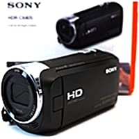 Sony HDRCX405/B 1080p HD Flash Memory Camcorder | Black (Certified Refurbished)