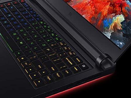 Code Matrix Xiaomi Mi Gaming Laptop 15.6 Pulgadas i7-8750H GTX1060 6GB 16GB RAM DDR4 256GBSSD 1TB Teclado retroiluminado Windows10: Amazon.es: Informática
