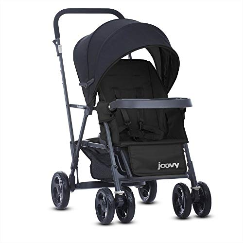 Joovy Caboose Graphite Stand On Tandem Stroller, ()