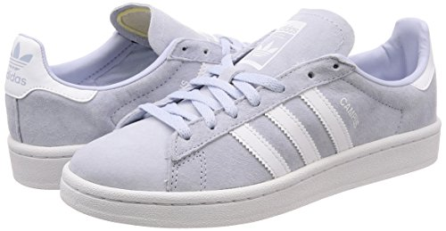 aerbluftwwhtcrywht Chaussures Femme De W Multicolore Campus Basketball Adidas vnP10