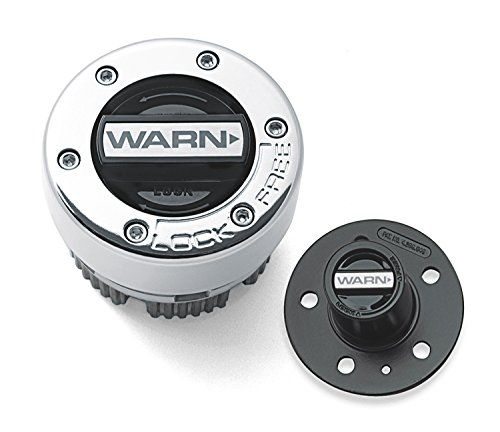 WARN 9790 Standard Manual Hub - Hubs Dana 44