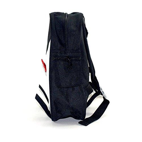 (400) Rucksack Ranzen Tasche für Kinder Jungen Mädchen Schule Vorschule Kindergarten (Pinguin) Pinguin