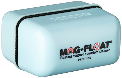 (Gulfstream Tropical AGU00035A Mag-Float Acrylic Aquarium Cleaner,)