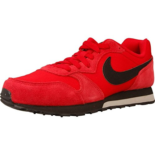 Nike Md Red Gs Boys' Red Runner Running Shoes Competition 2 Ta8Tq5xr