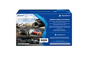 PlayStation VR - Gran Turismo Sport Bundle from Sony