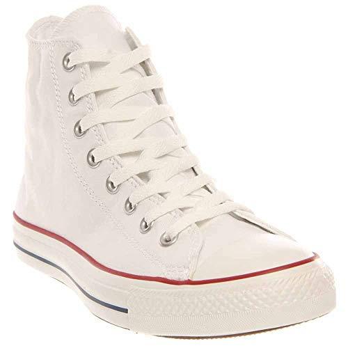 Converse Chuck Taylor All Star High Top Sneaker Optical White (White High Kids Top Converse)