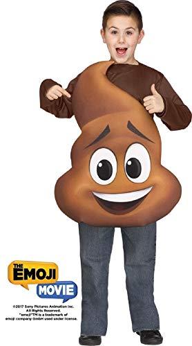 Child Poop Jr. Tunic Emoji Movie Costume ()
