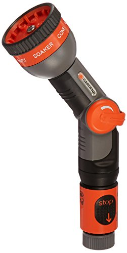GARDENA Comfort 7-Pattern Spray Nozzle for Hose