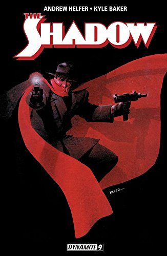 The Shadow Master Series #9 (Kyle Baker Shadow)