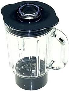 AT283 – Licuadora/licuadora completo cristal para robots Prospero para robot de cocina Kenwood KM286 Prospero: Amazon.es: Hogar