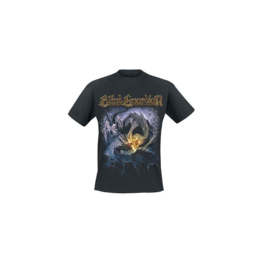 Blind Guardian Battalions of Fear Camiseta Hombre