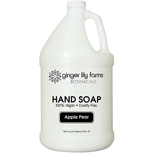 Ginger Lily Farms Pear Soap, 128 Fluid Ounce