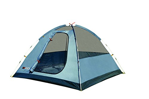 NTK Oregon GT 8 to 9 Person 10 by 12 Foot Outdoor Dome Family Camping Tent 100% Waterproof 2500mm, Easy Assembly, Durable Fabric Full Coverage Rainfly – Micro Mosquito Mesh for Maximum Comfort.