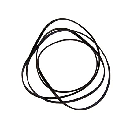 Amazon Com Ge We12m29 Dryer Drum Drive Belt Home Improvement