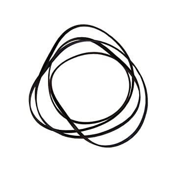 amazon ge we12m29 dryer drum drive belt home improvement 3 Prong Plug Wiring Diagram make sure this fits
