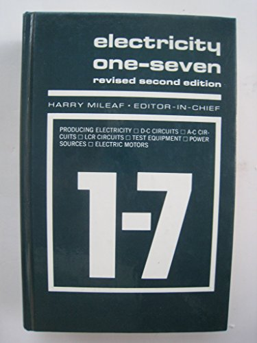 Electricity One-Seven (Second Edition)
