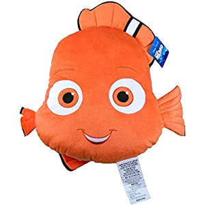 Disney Pixar Finding Nemo Face Plush Cuddle Pillow.