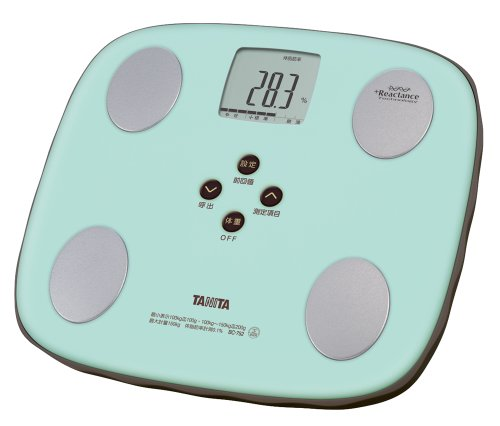 Tanita body composition meter (chocolate mint) BC-752-MT