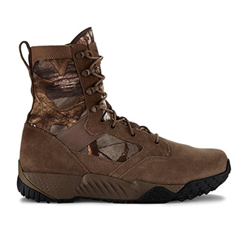 Under Armour Herren UA Jungle Rat Trekking-& Wanderhalbschuhe Realtree Ap-xtra/ Uniform/ Timber