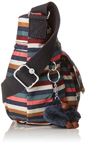 Bag Kipling Stripes Body Multicolour Cross Multi Women PxqxwTH1