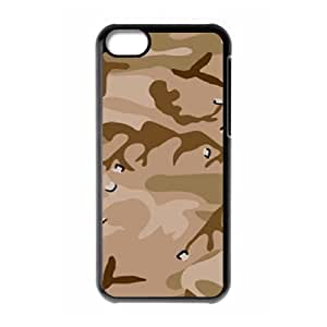 Camouflage Pattern ZLB560297 Brand New Phone Case for Iphone 5C, Iphone 5C Case
