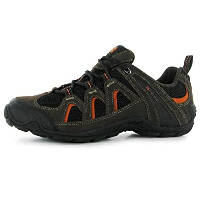 Karrimor Summit Mens Walking Shoes [ Brown, 12 ]