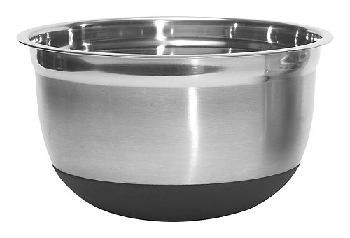 ZUCCOR-545-qt-Professional-Steel-Mixing-Bowl-w-Silicone-Base