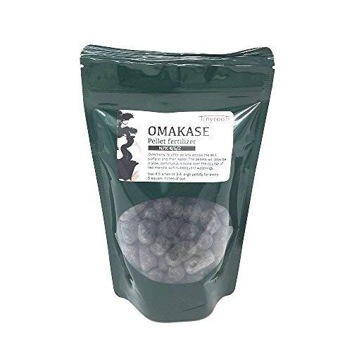 Imported Fresh Japanese Omakase Bonsai Fertilizer Slow Release Pellets (Medium)